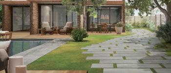 Projet d'aménagement de jardin