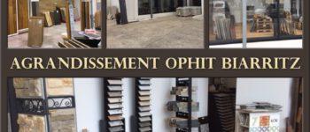 OHPIT Biarritz vient de s'aggrandir, venez découvrir un nouvel espace de vente