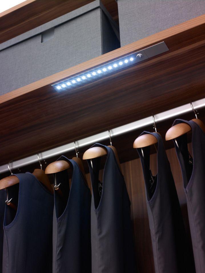 Dressing sur-mesure - LEDs intégrées
