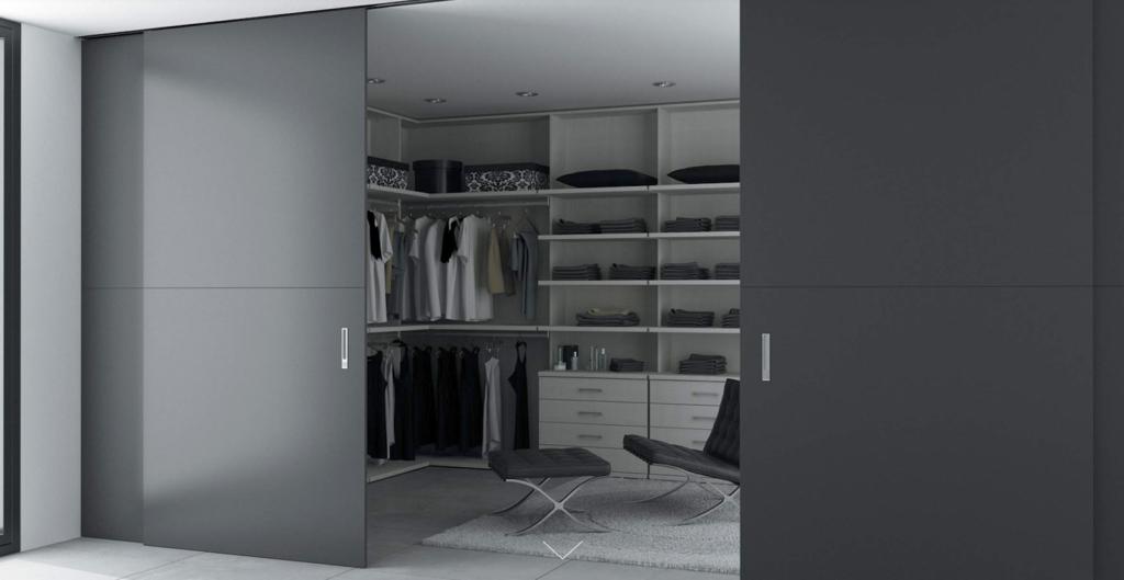 Dressing sur-mesure - design et spacieux